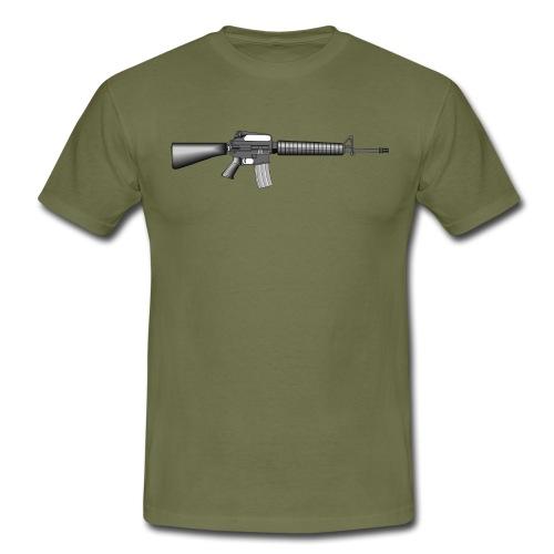 G36 Waffen T-Shirt - Männer T-Shirt