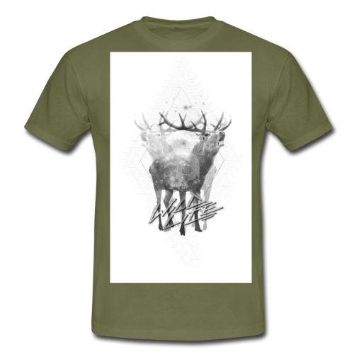 wildlife3 - Männer T-Shirt