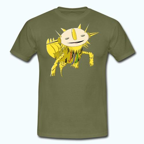SPIKIE 80s Comic - Men's T-Shirt