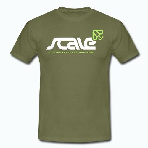 SCALE_Logo_Relaunch_2019 - Men's T-Shirt