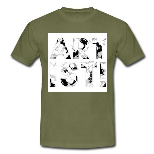 ARTIST - Men's T-Shirt
