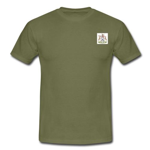 WCC Crest - Men's T-Shirt