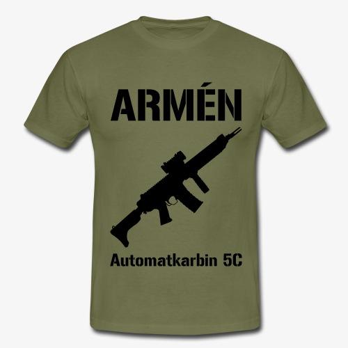 ARMÈN - Ak 5C - T-shirt herr