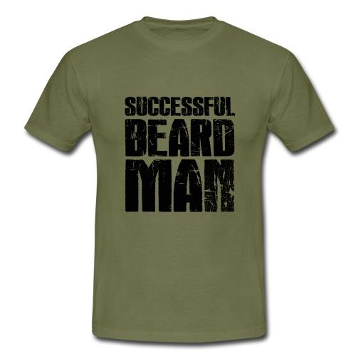 Successful Beard Man - T-shirt Homme