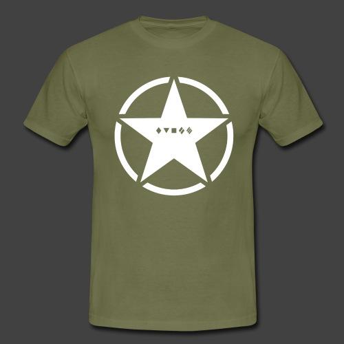 US Army Logo Panzerklassen - Männer T-Shirt