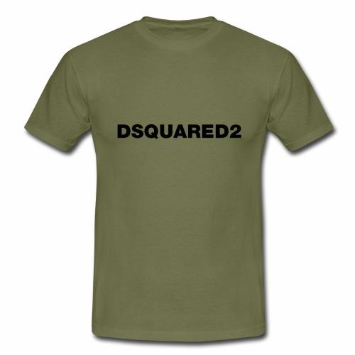 DSQ2 - Maglietta da uomo