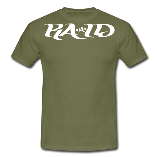 logo ManRaid - T-shirt Homme
