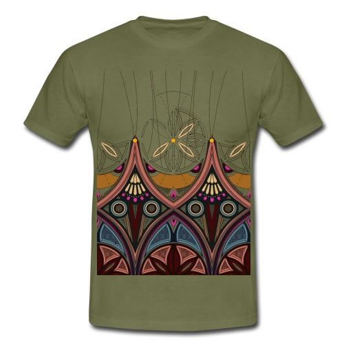 Arabesque - Maglietta da uomo
