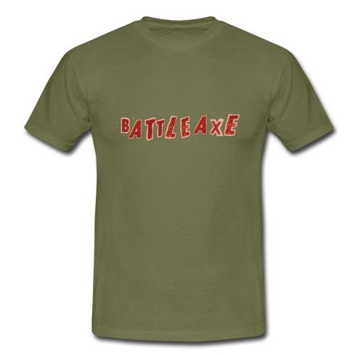battle axe - Men's T-Shirt