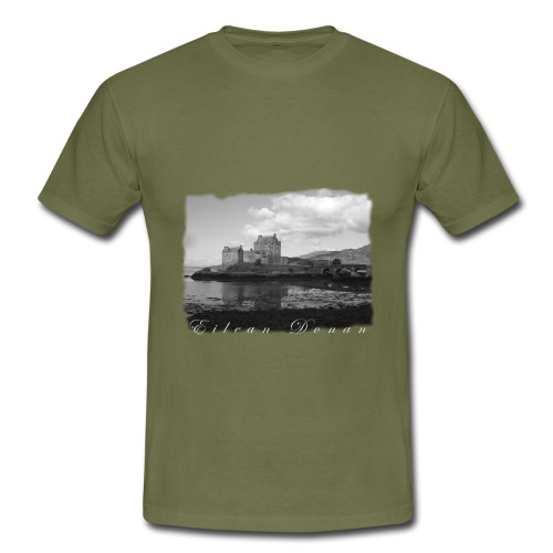 EILEAN DONAN CASTLE #1 - Männer T-Shirt