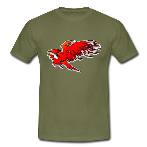 feueradler - Männer T-Shirt