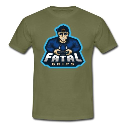 Fatal Grips Merch - T-shirt herr