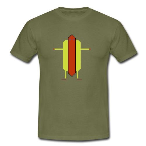 Hotdog - T-shirt herr