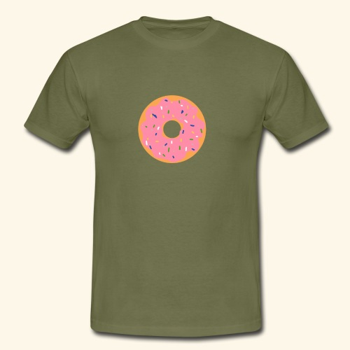 Donut-Shirt - Männer T-Shirt