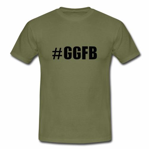#ggfb - Männer T-Shirt