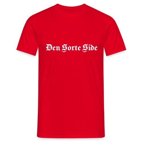text3701 white - Herre-T-shirt