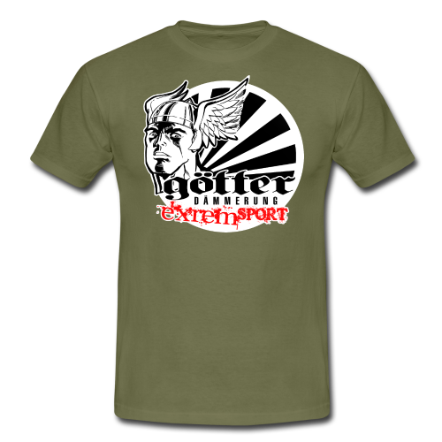 GÖTTERDÄMMERUNG - Männer T-Shirt