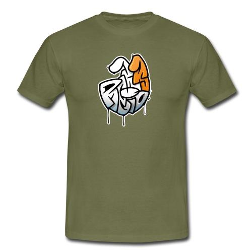 PRL DOG - Koszulka męska