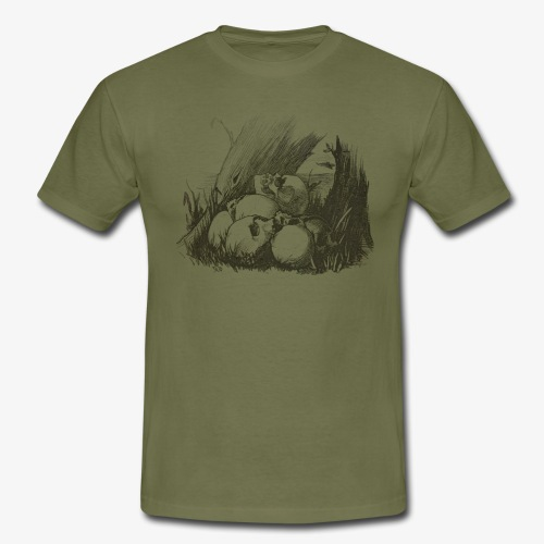 Lays of Ancient Rome - T-shirt herr