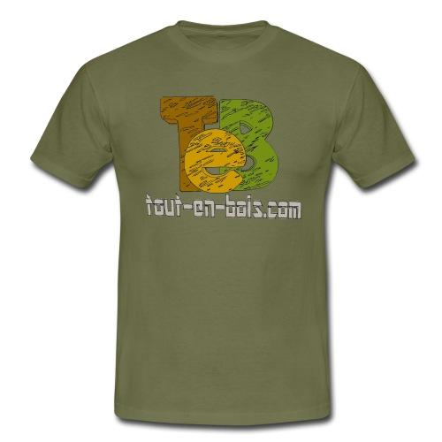 logo TEB classique - T-shirt Homme