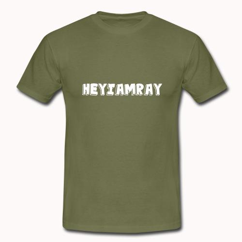 HeyIAmRay Merchandise - Mannen T-shirt