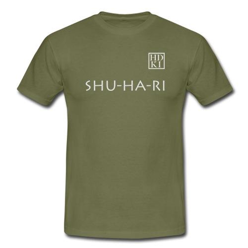 Shuhari HDKI white - Men's T-Shirt