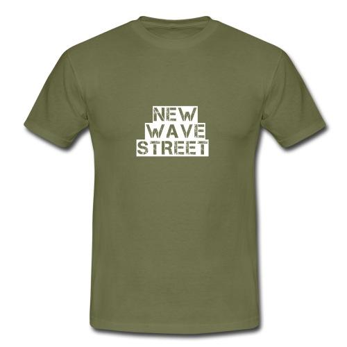 street - T-shirt herr