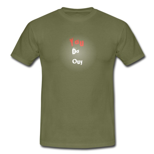 You - T-shirt herr