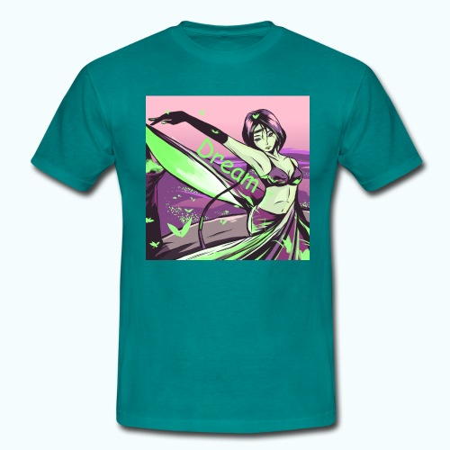 Dream drawing - Men's T-Shirt
