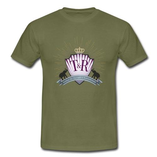 T&R Logo - Männer T-Shirt