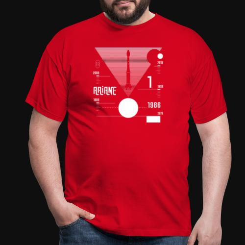ARIANE 1 - Arcade - Men's T-Shirt