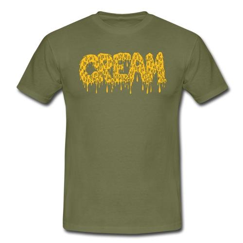 CREAM - Männer T-Shirt
