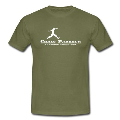 CHAIN PK OFFICIAL - Maglietta da uomo