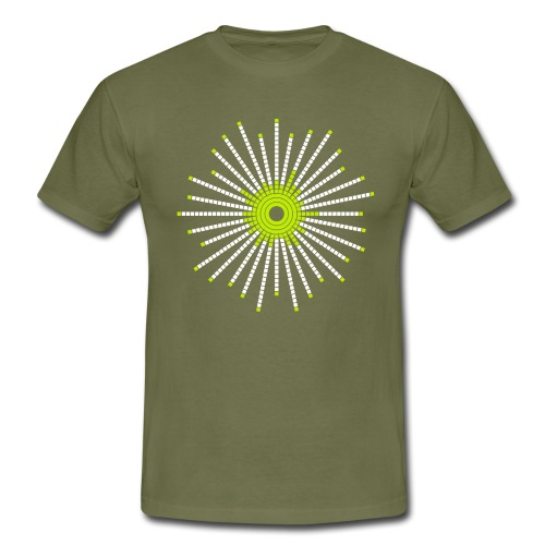 fancy_circle - Men's T-Shirt