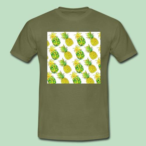 Pineapple Fantasy - Maglietta da uomo