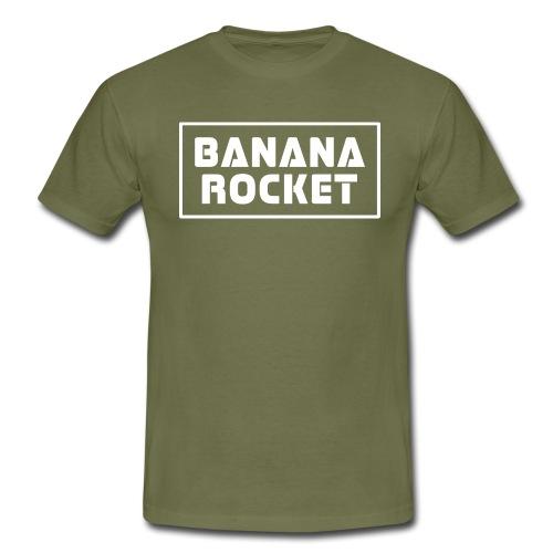 Banana Rocket Classic - Maglietta da uomo
