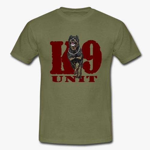 K9 CARDI ROTT K9 - Men's T-Shirt