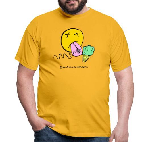 Cucurucho y mosca - Camiseta hombre