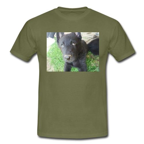 Hundewelpe - Männer T-Shirt