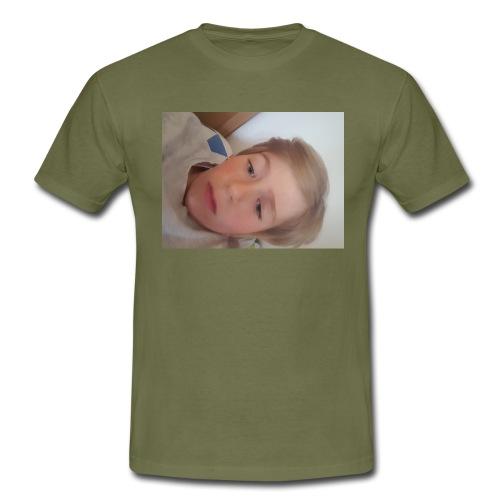 Eddie - T-shirt herr