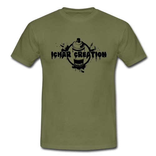 LOGO IcharCreation - T-shirt Homme