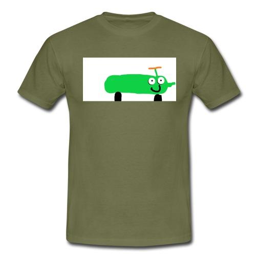 kurkkumopo - Miesten t-paita