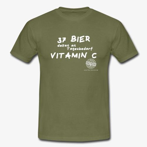 37Bier - Männer T-Shirt