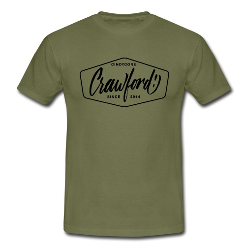CRAWFORD ECUSSON - T-shirt Homme