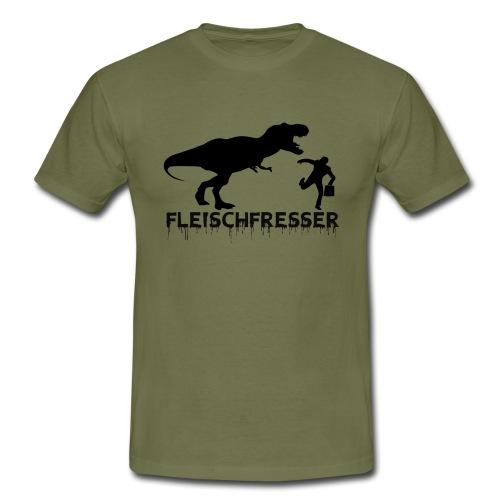 fleisch - Männer T-Shirt