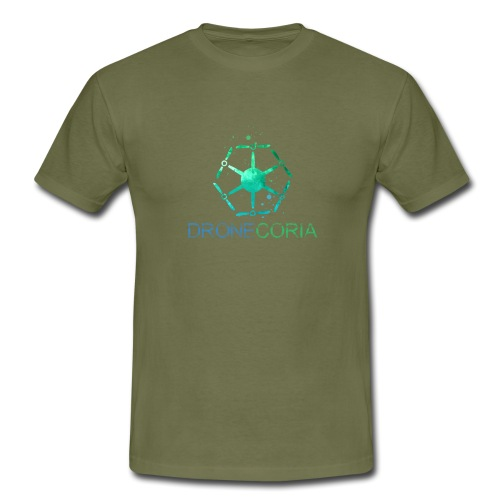 Dronecoria - Camiseta hombre