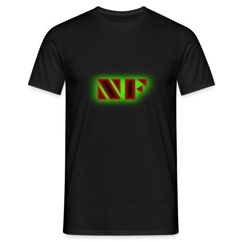 My Logo - T-skjorte for menn
