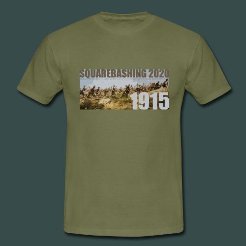 squarebashing2020 3 - Men's T-Shirt