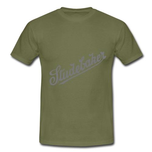 Vintage Studebaker emblem - Men's T-Shirt