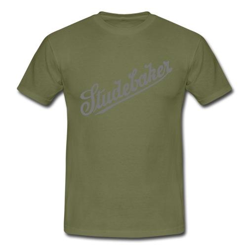 auto 1c studebaker - T-skjorte for menn